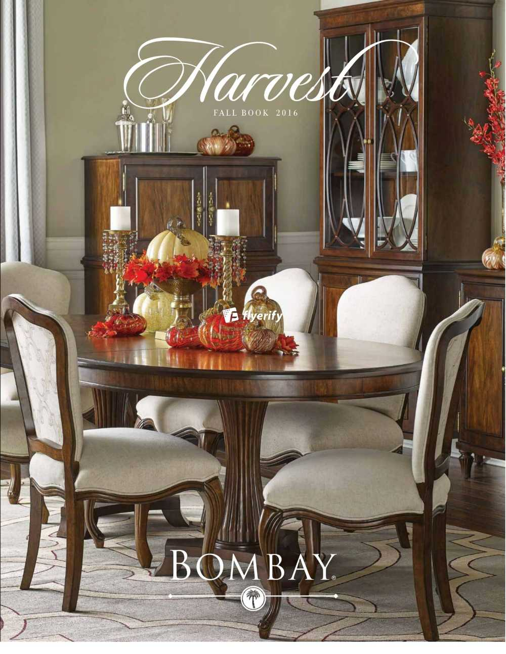 Bombay Fall Book September 6 To October 24