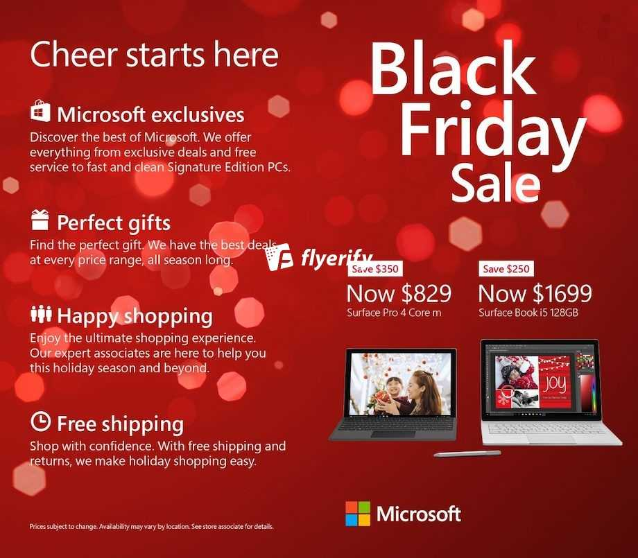 microsoft for flyers