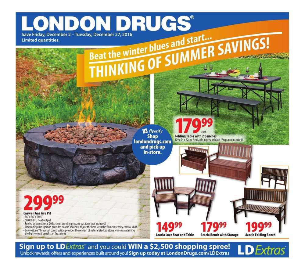 Balance Board London Drugs: London Drugs Summer Savings Flyer December 2 To 27 Canada