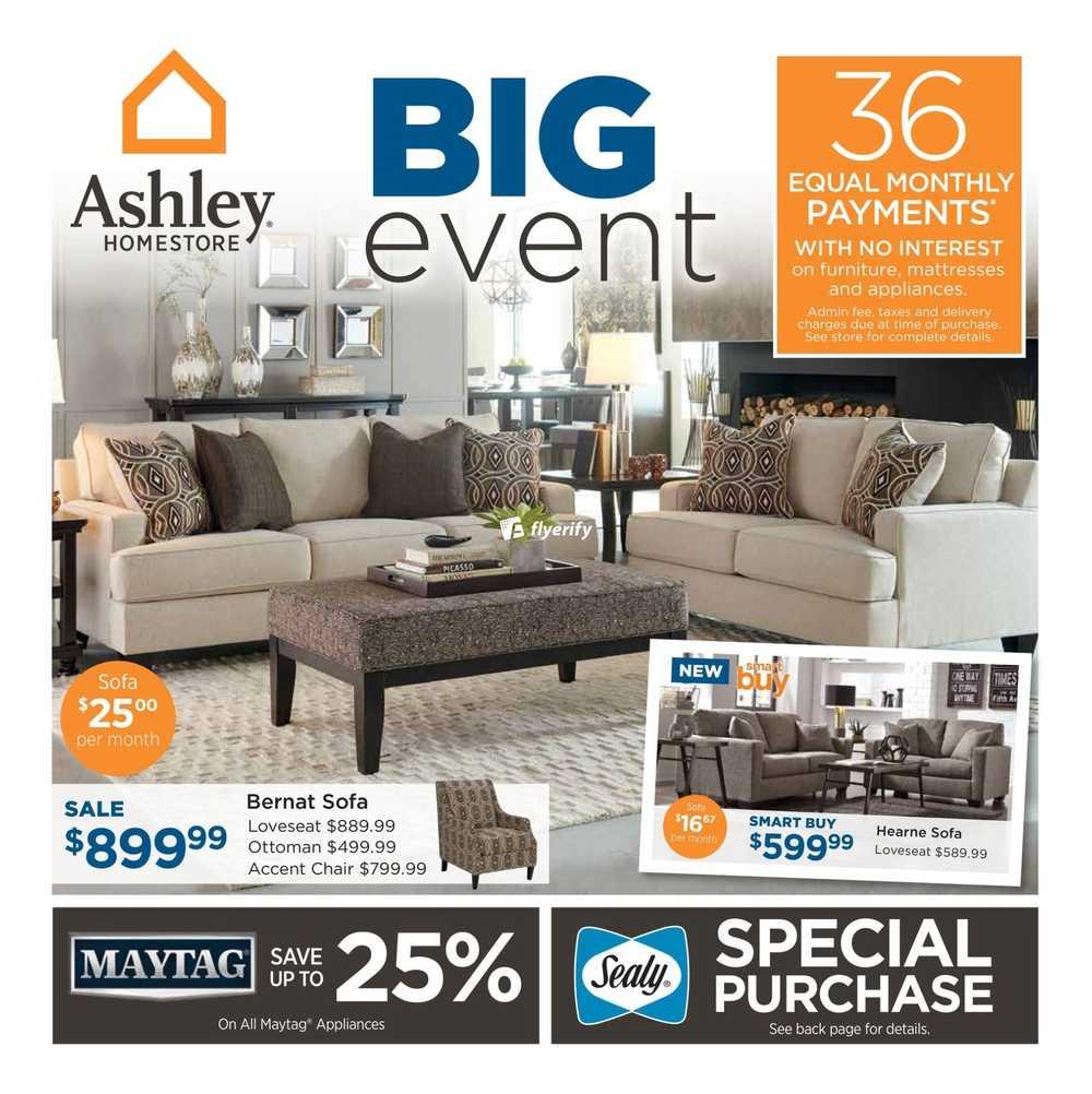 Ashley Homestores: Ashley Furniture Homestore Flyers