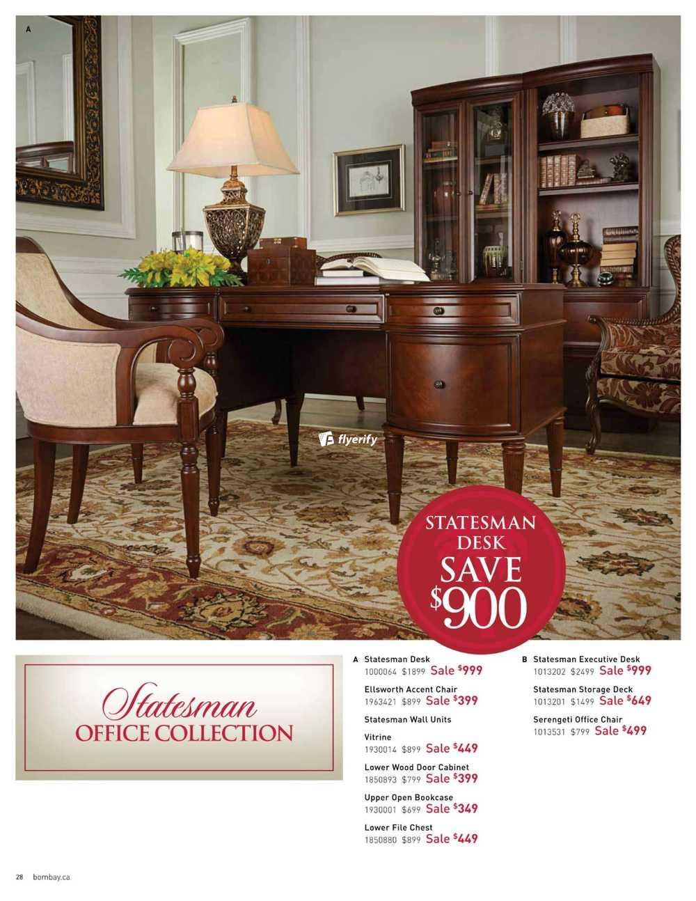 Enjoyable Bombay Big Furniture Sale Catalogue January 19 To February Gmtry Best Dining Table And Chair Ideas Images Gmtryco