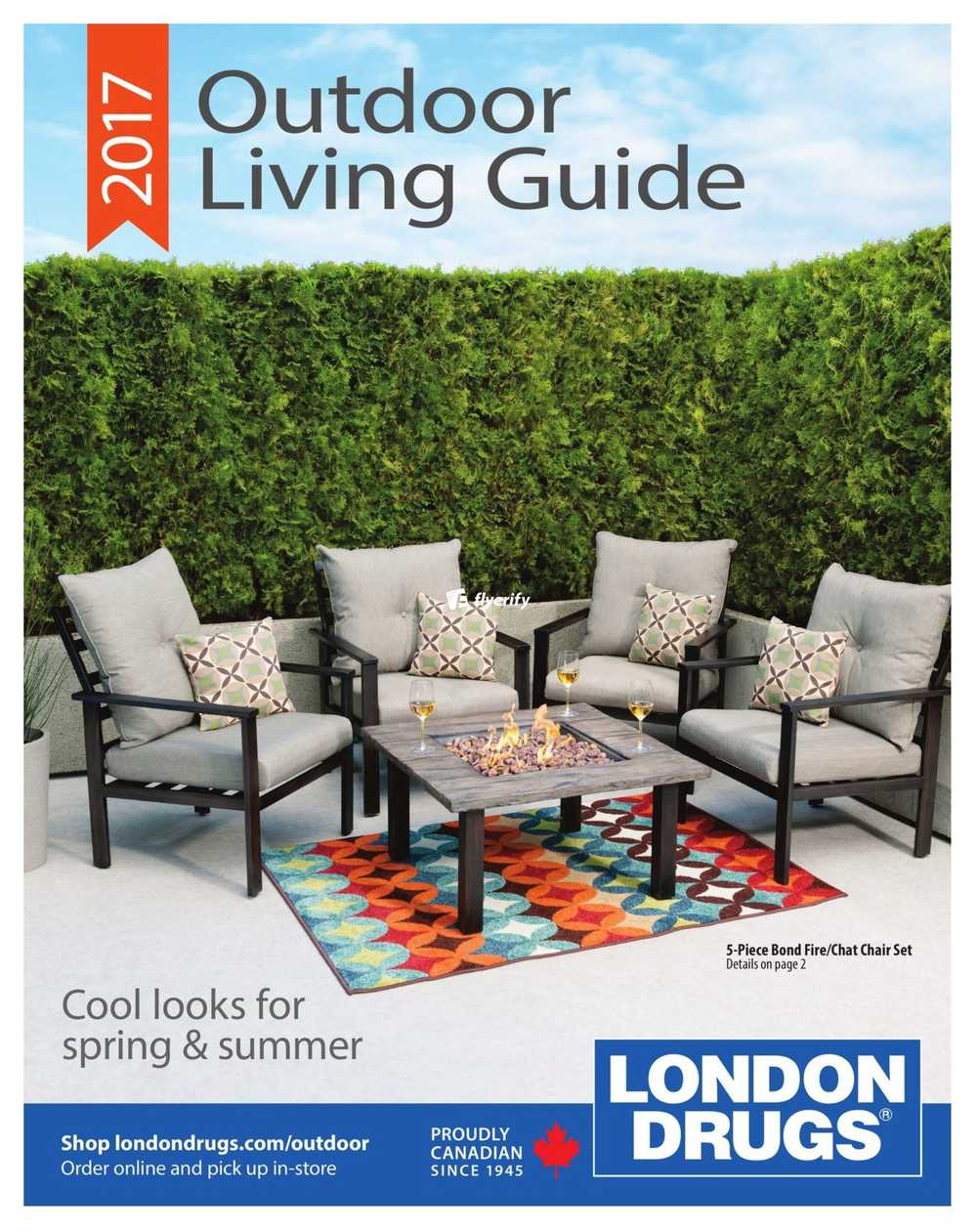 Next › - London Drugs Outdoor Living Catalogue April 14 To July 15 Canada