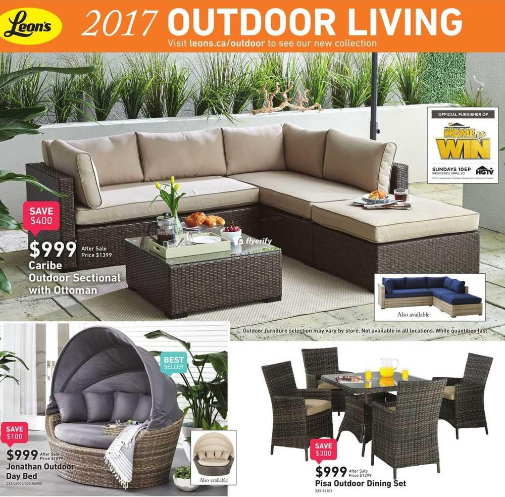 Leon S Canada Patio Furniture