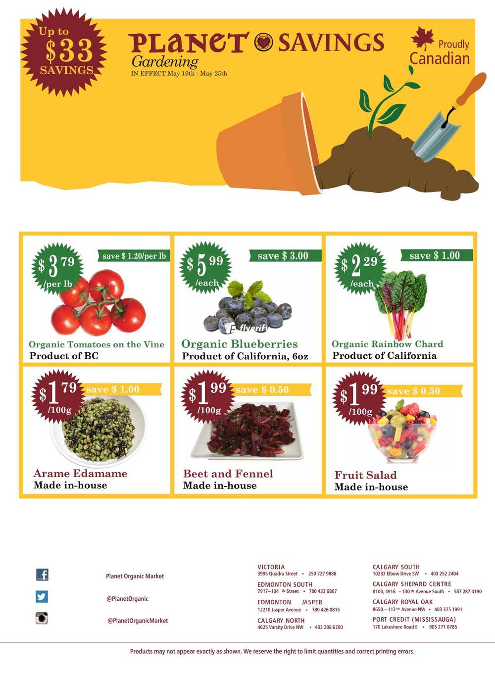 planet organic marketing report The uk's largest fully certified organic supermarket, planet organic offer organic food delivery across the uk and europe from organic veg boxes, fruit, veg, organic wine, health and beauty we think carefully about everything we sell so you don't have to.
