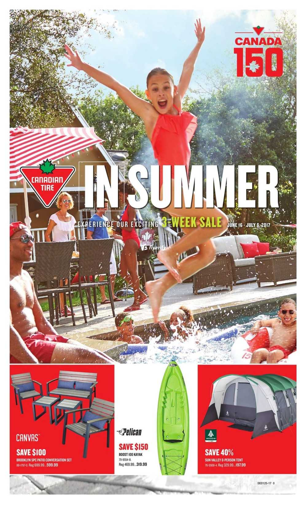 Car Wash Vacuum >> Canadian Tire Summer Catalogue June 16 to July 6 Canada