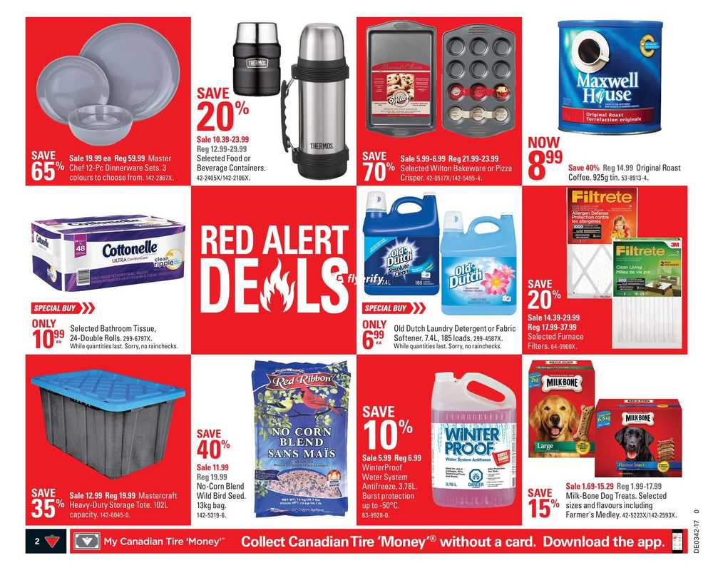 Comments  sc 1 st  Canadian Tire Flyers - Flyerify & Canadian Tire (ON) Flyer October 13 to 19 Canada