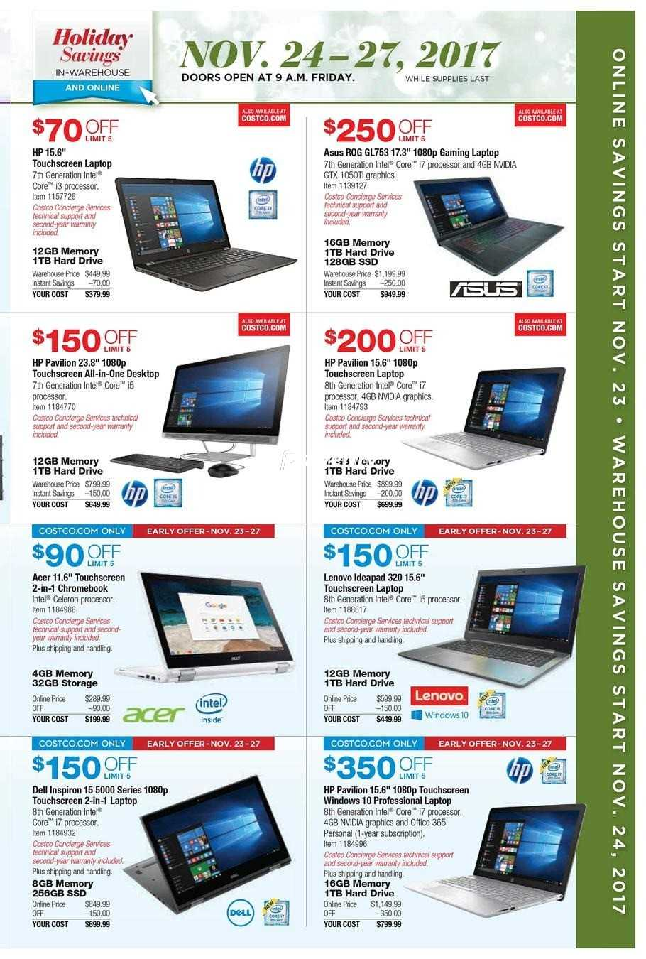 CR decodes the models and prices for the warehouse club's holiday sales