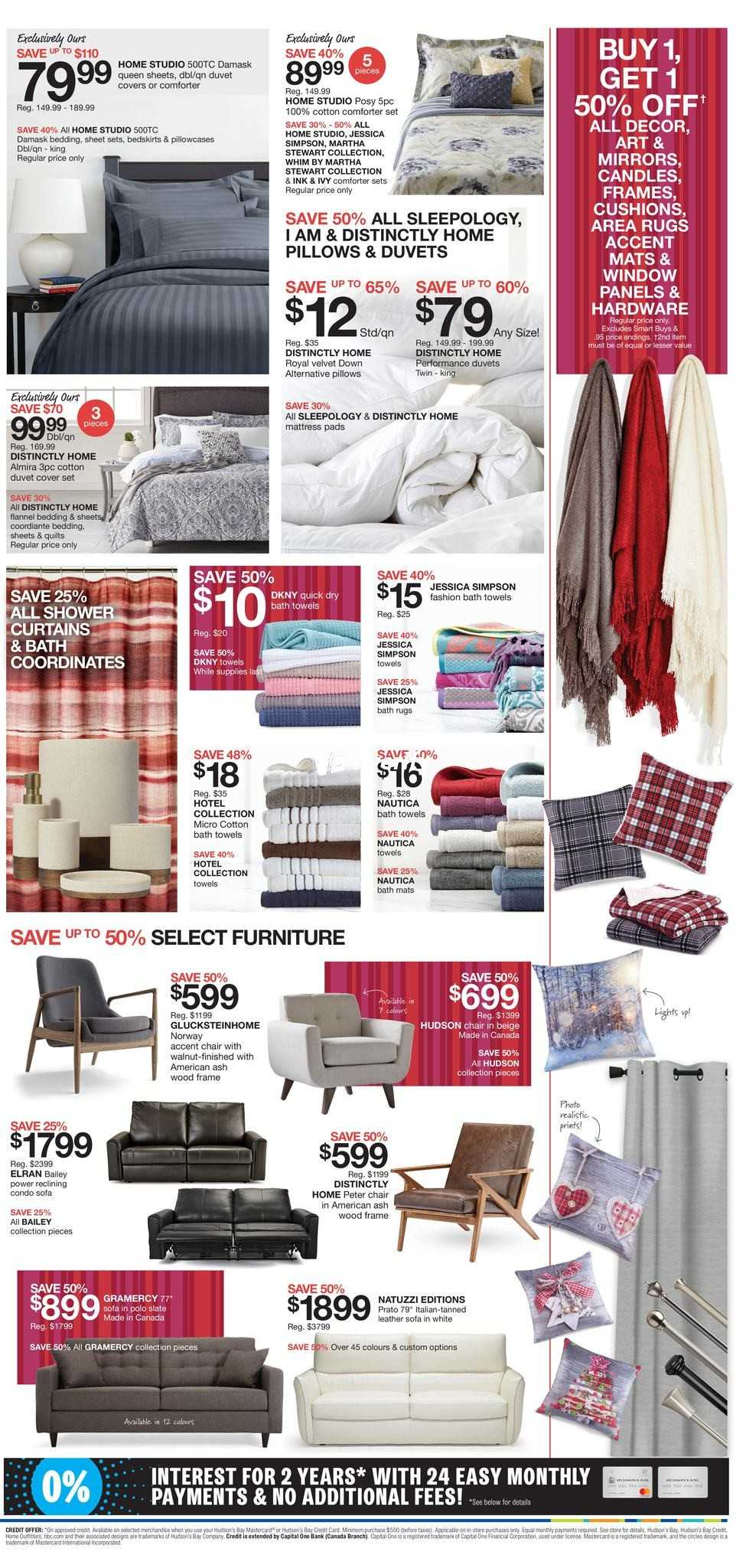 Home Outfitters Flyer November 10 To 16 Canada