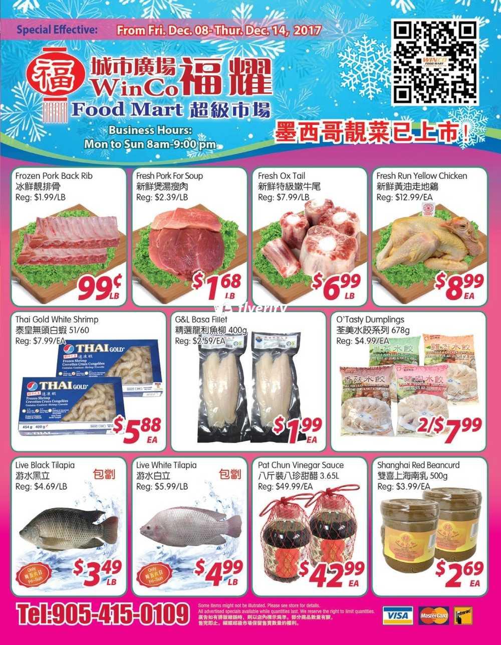 Kitchen Mart Hours   Winco Food Mart Flyers