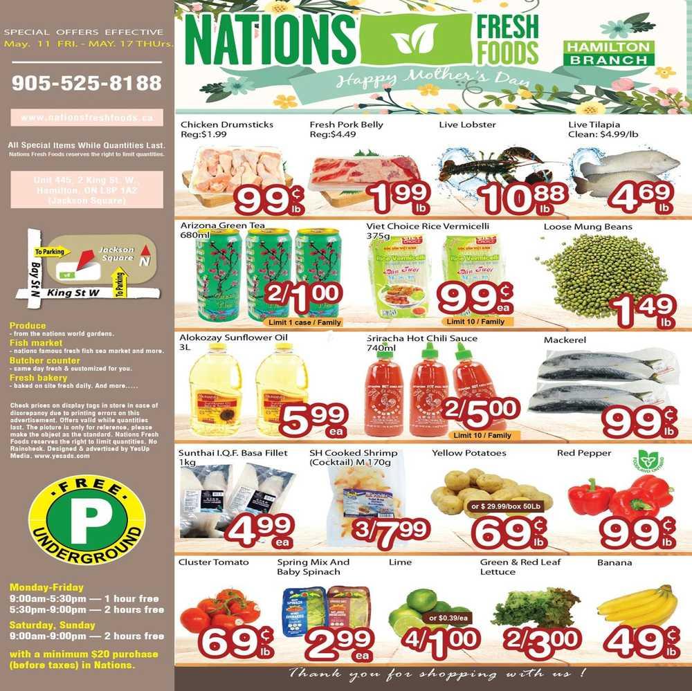 Whole Foods Hamilton