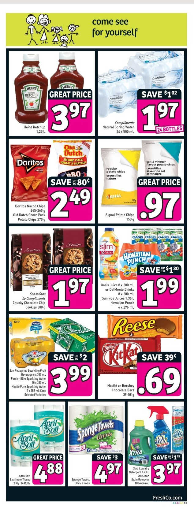 FreshCo Weekly Flyer (ON) May 15 to 21 Canada
