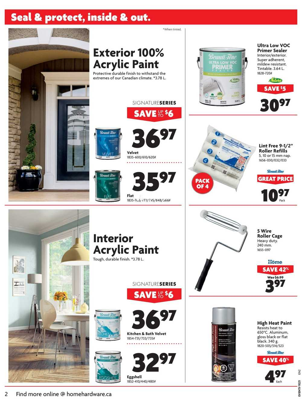 Home Hardware (NS) Flyer August 15 to 21 Canada