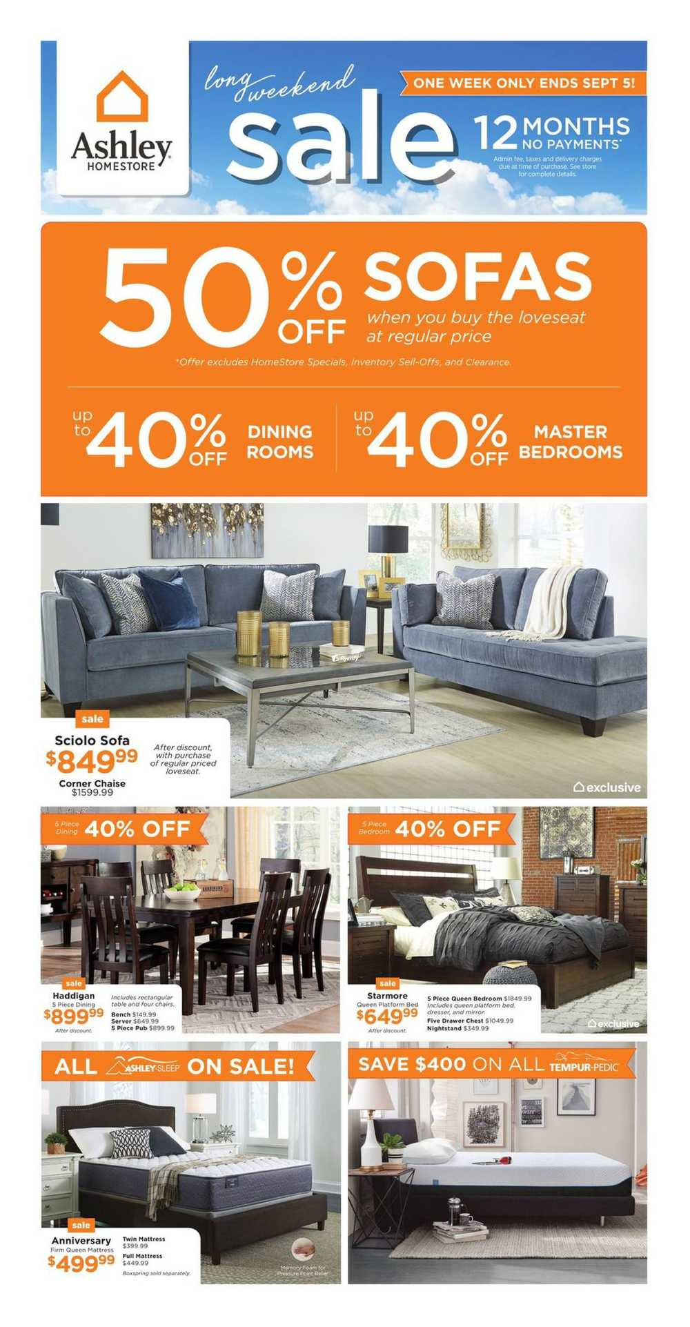 Ashley Furniture Home West