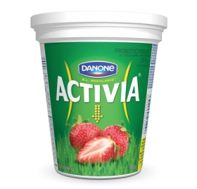 Activia Probiotic Yogurt, 650 g