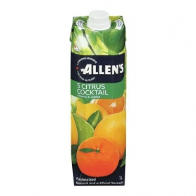 Allen's 5 Citrus Cocktail, 1LT