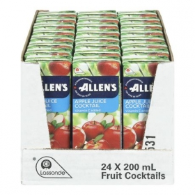 ALLEN'S APPLE COCKTAIL, 24x200ML