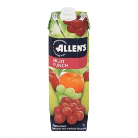 Allen's Fruit Punch Drink, 1LT