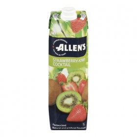 Allen's Strawberry - Kiwi Cocktail, 1LT