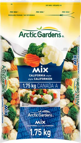 Arctic Gardens California Vegetable Mix 1.75kg