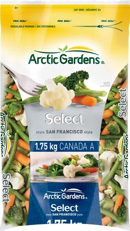 Arctic Gardens San Francisco Vegetable Mix 1.75kg