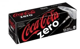 Coca-Cola Zero 12x355mL