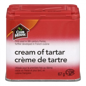 Cream of Tartar 67g