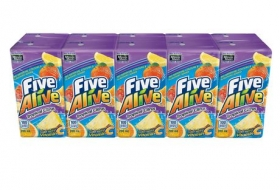Five Alive Tropical Citrus 10x200mL