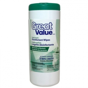 Fresh Scent Disinfectant Wipes