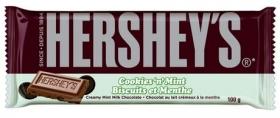 HERSHEY'S Cookies 'n' Mint 100g