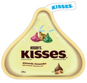 HERSHEY'S KISSES with Almonds 200g