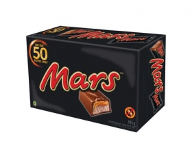MARS 50 Count FUN SIZE (Peanut Free)