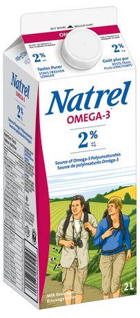 Natrel Omega-3 2% Milk 2L