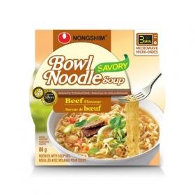 Nongshim Savory Beef Bowl