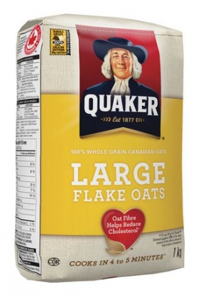 Quaker Oats Large Flake Oats