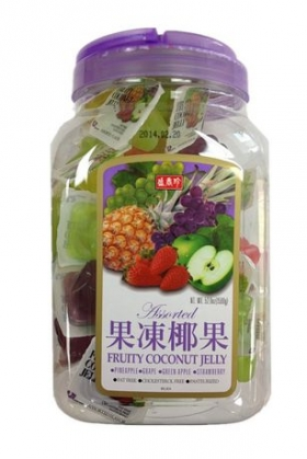 SHJ Coconut Jelly (Assorted Jar)
