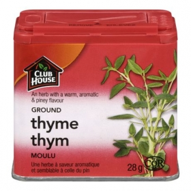 Thyme, Ground - 28 g