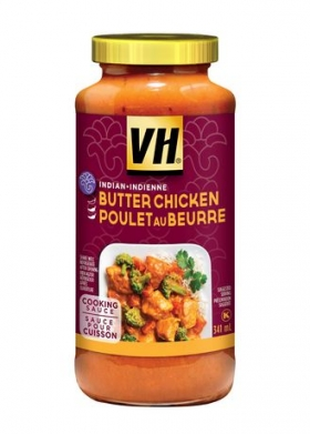 VH Butter Chicken Cooking Sauce
